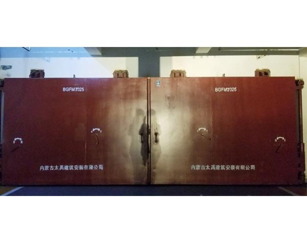 钢结构防护密闭门